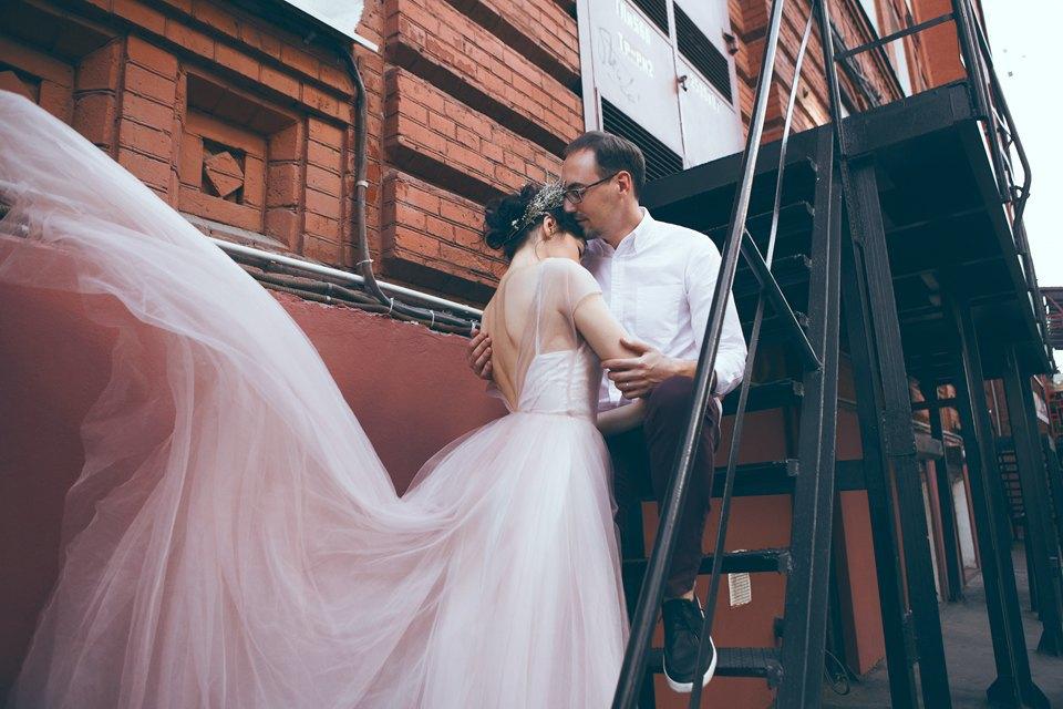 Это по любви:  Девушки о своих свадебных платьях. Изображение № 1.