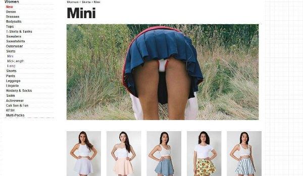 В Великобритании снова забанили рекламу American Apparel. Изображение № 1.