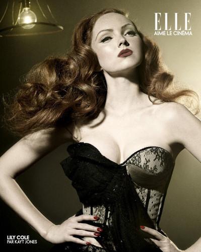 Фантастическая миссис Фокс: 8 моделей с рыжими волосами. Изображение № 12.