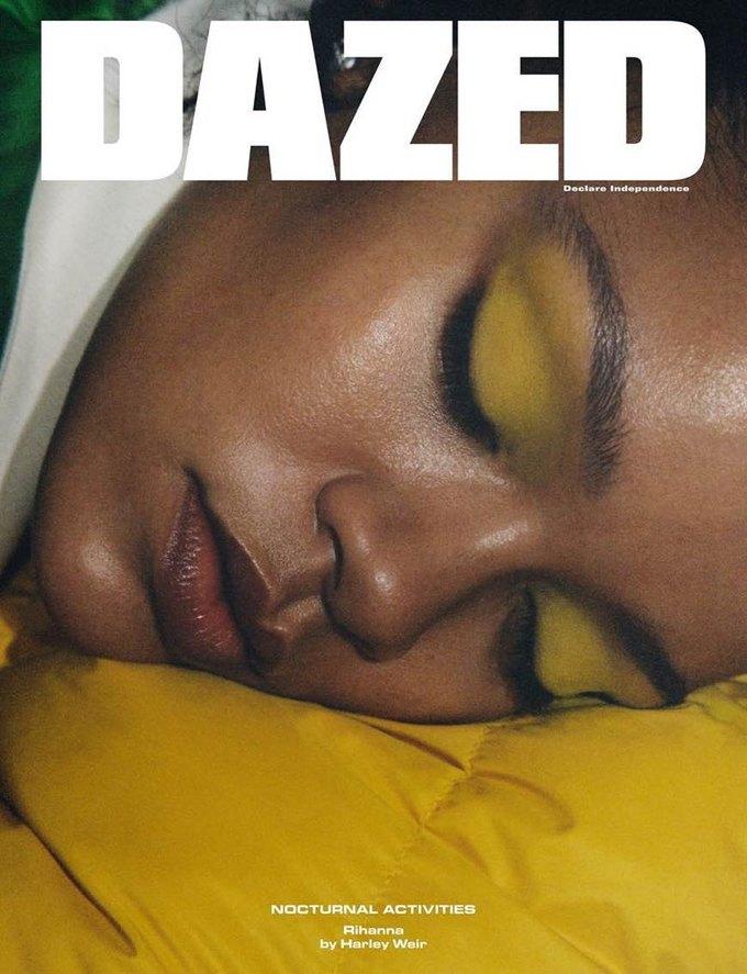 Названы лучшие обложки модных журналов 2017-го. Изображение № 22.