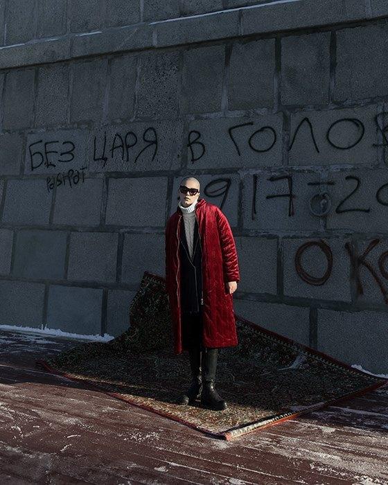 Outlaw Moscow посвятили кампанию юбилею Февральской революции. Изображение № 7.