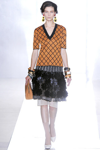 Milan Fashion Week: Показ Marni SS 2012. Изображение № 35.