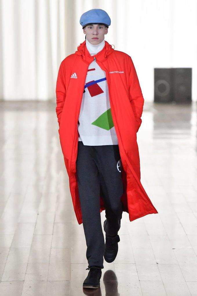 Гоша Рубчинский представил коллаборацию с adidas Football. Изображение № 28.