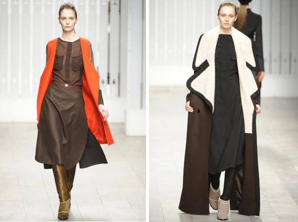 Показы на London Fashion Week AW 2011: день 2. Изображение № 8.