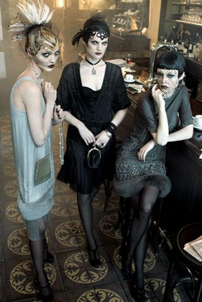 Съёмка во французском Vogue. Изображение № 56.