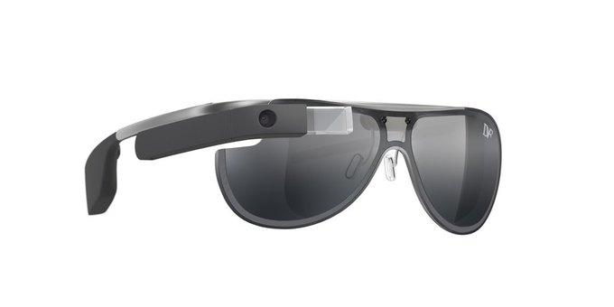 Диана фон Фюрстенберг создала коллекцию  для Google Glass. Изображение № 2.