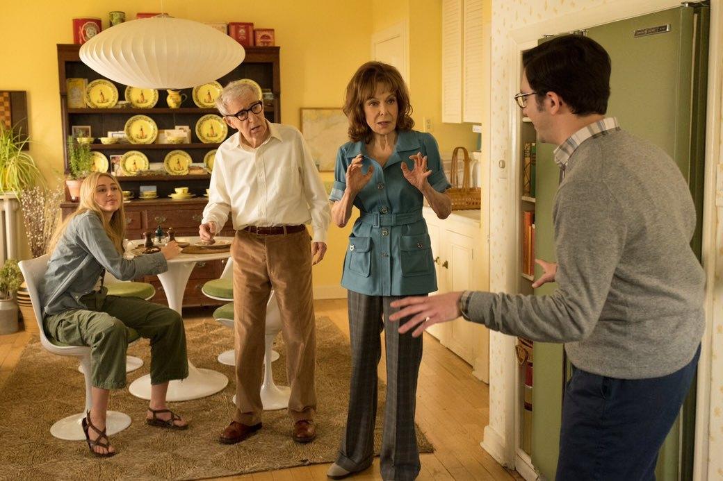 Сериал «Кризис в шести сценах»: Всё, за что любят Вуди Аллена. Изображение № 5.