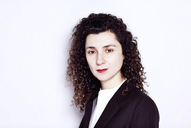 Елена Стафьева, журналист. Изображение № 1.