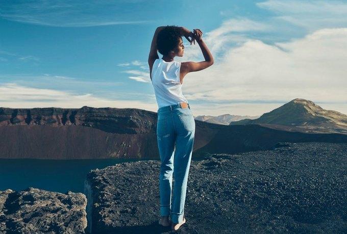 H&M выпустили коллекцию из переработанных тканей. Изображение № 5.