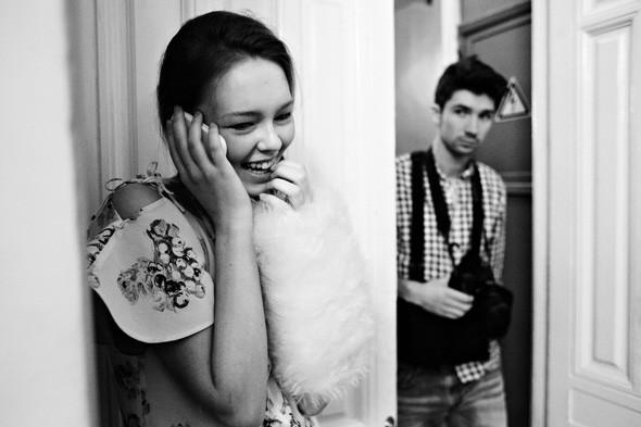 Репортаж: Показ Vika Gazinskaya FW 2012. Изображение № 3.