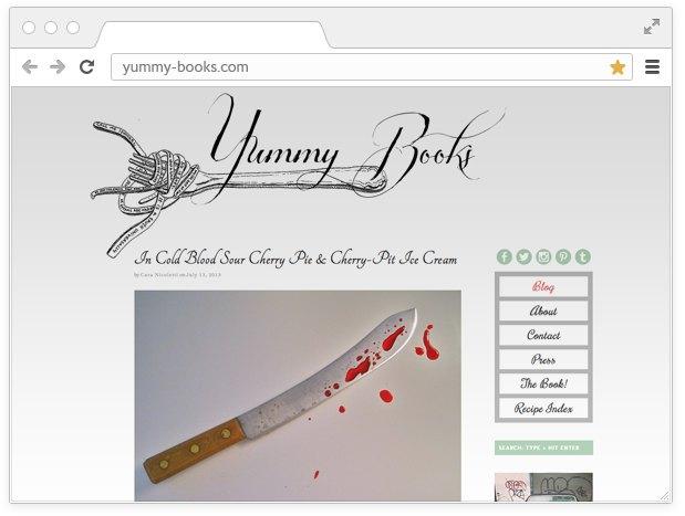 Кулинарная книга:  Блоги с едой из литературы . Изображение № 3.