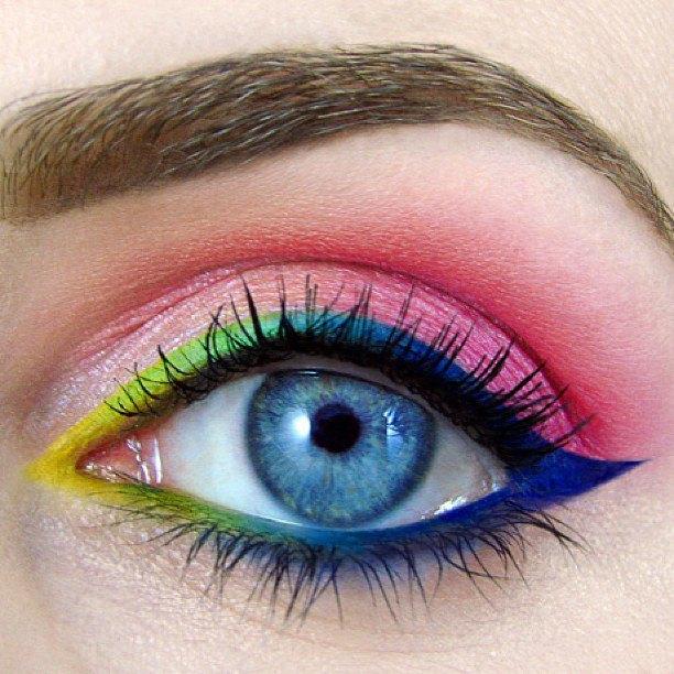10 вдохновляющих  Instagram-аккаунтов про макияж. Изображение № 28.