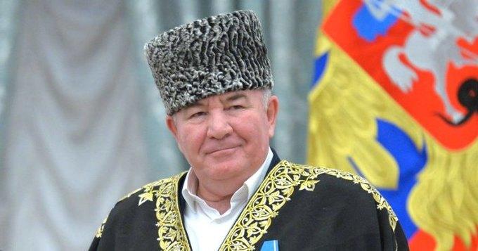 «Сексистом года» назван муфтий Карачаево-Черкесии Исмаил Бердиев. Изображение № 1.