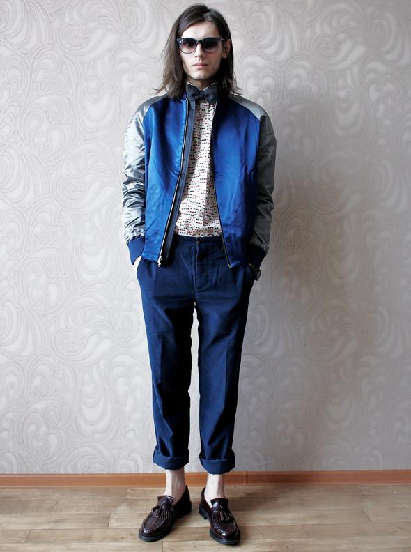 Гардероб: Андрей Толстов, модель, сотрудник магазина «КМ20». Изображение № 12.