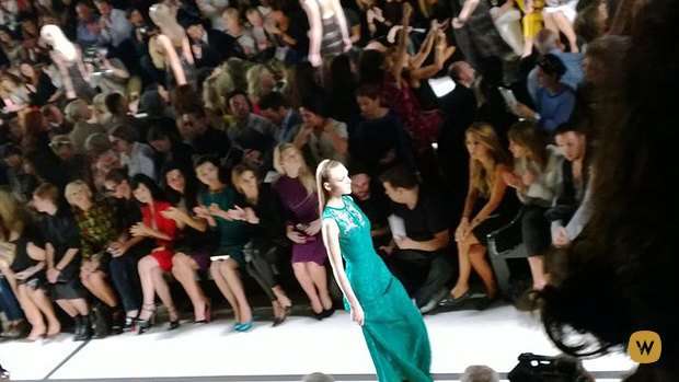 Прямой репортаж  с Paris Fashion Week:  День 7. Изображение № 19.