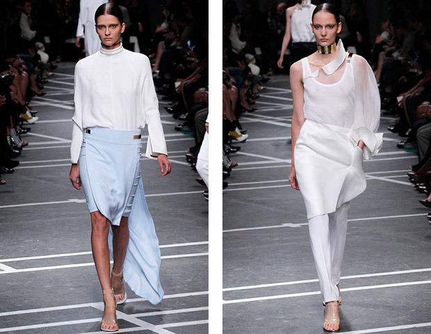 Парижская неделя моды: Показы Kenzo, Celine, Hermes, Givenchy, John Galliano. Изображение № 45.
