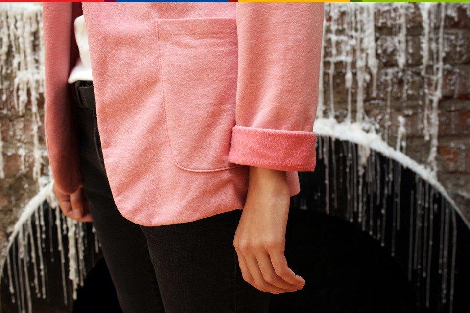 Число Пи: Нью-Йоркский стилист и ее коллекция пиджаков. Изображение № 21.