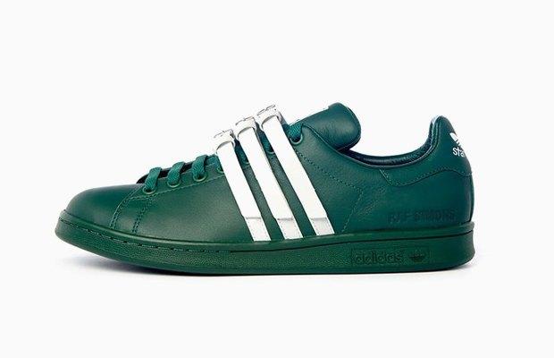 Раф Симонс сделал редизайн кроссовок  Stan Smith. Изображение № 1.