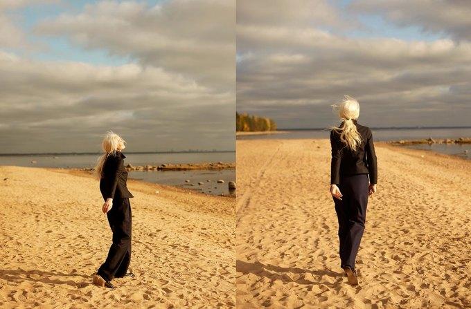 62-летняя модель Oldushka снялась в лукбуке 12Storeez. Изображение № 14.