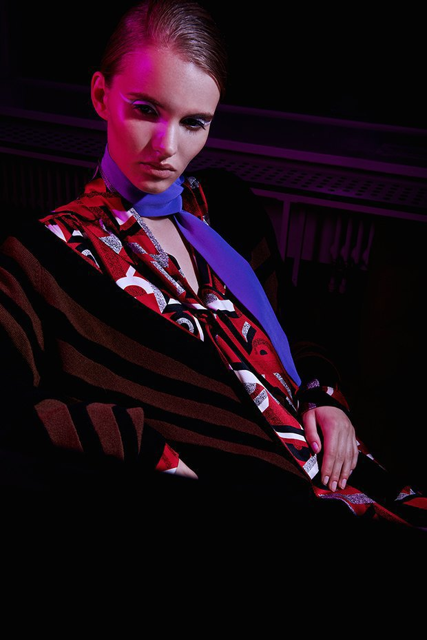 Ревизия: Одежда, вдохновленная искусством. Изображение № 15.