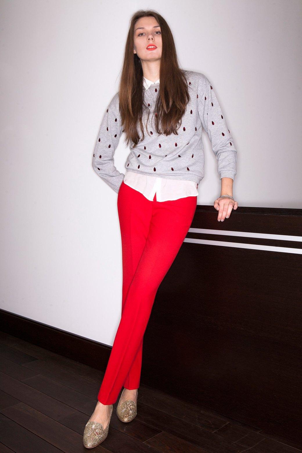Дарья Самкович,  дизайнер марки I AM. Изображение № 28.