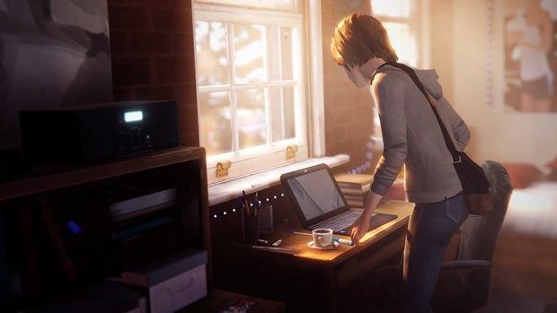 «Life is Strange»:  Чем подкупает видеоигра длиной в год. Изображение № 8.
