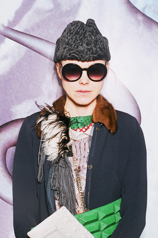 Все лучшее сразу: Московские модники в самой нарядной одежде из своего гардероба. Изображение № 15.