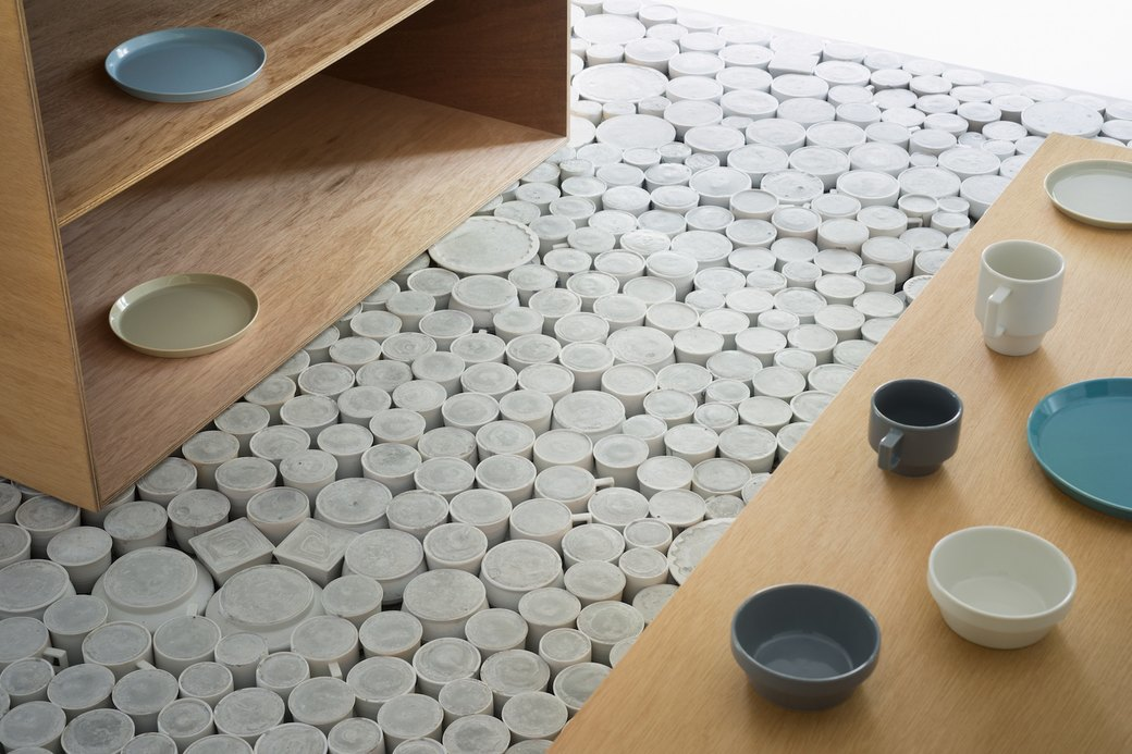 Интерьер японского магазина посуды  Maruhiro. Изображение № 10.