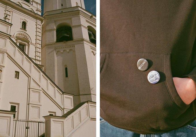 Гоша Рубчинский и Толя Титаев запустили новую марку «Рассвет». Изображение № 12.