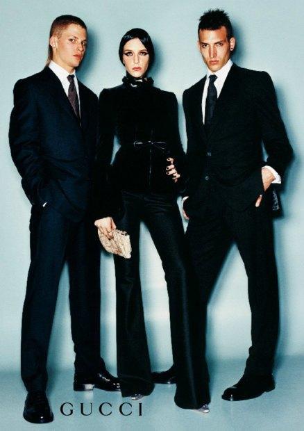 Рекламная кампания Gucci осень-зима — 1999/2000. Изображение № 23.
