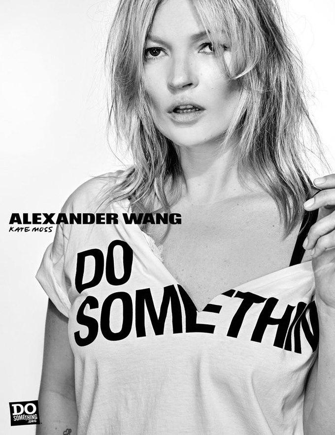 В новой рекламной кампании Alexander Wang снялись 37 звезд. Изображение № 16.
