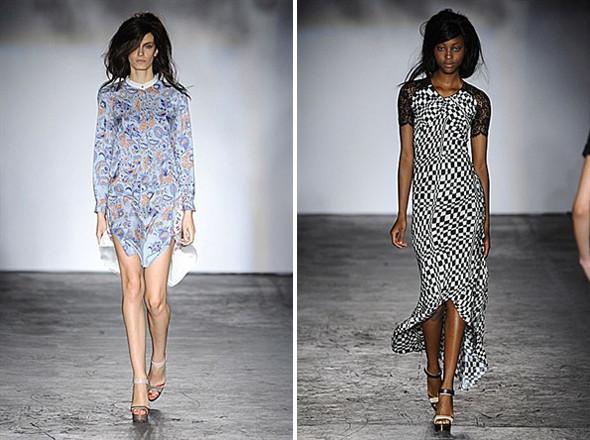 Показы на London Fashion Week SS 2012: День 2. Изображение № 2.