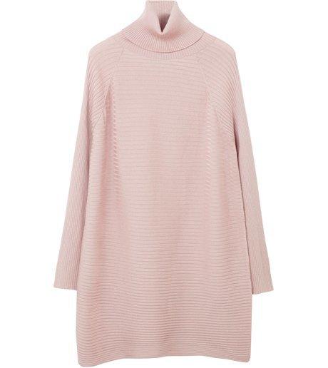 Трикотажные платья в рубчик: От простых до роскошных. Изображение № 9.