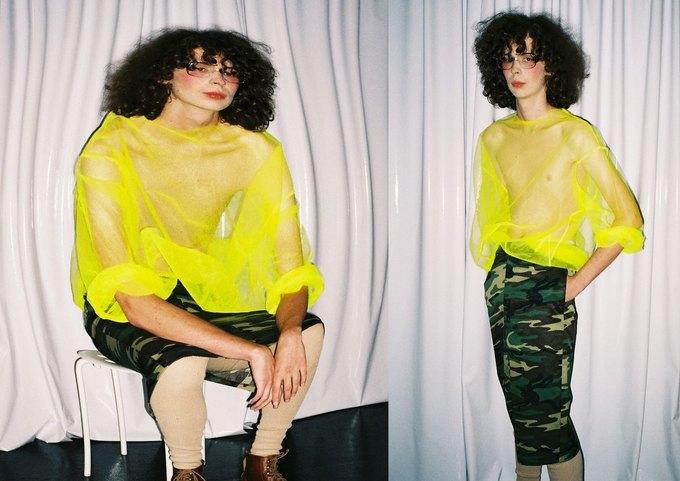 Металлик и питон в новом лукбуке LOH apparel. Изображение № 4.