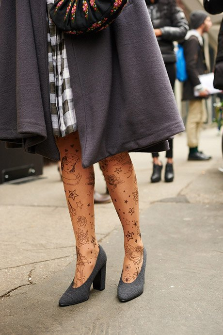 Стритстайл:  Неделя моды в Милане,  часть I. Изображение № 10.