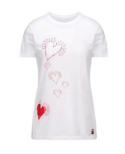 Стелла Маккартни создала футболки, чтобы помочь детям — жертвам войны. Изображение № 1.