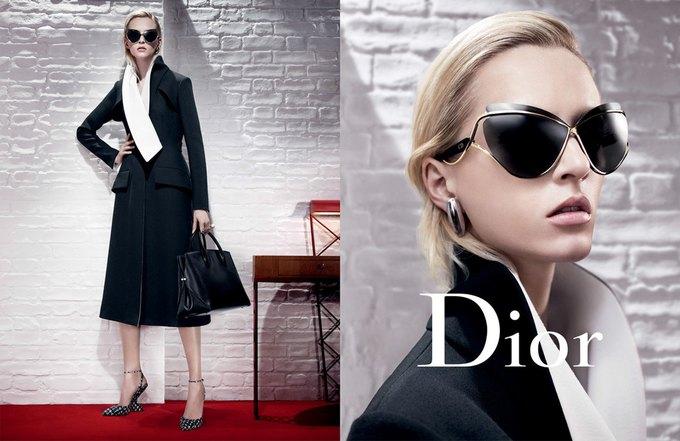 Вилли Вандерперре снял новую кампанию Dior. Изображение № 2.