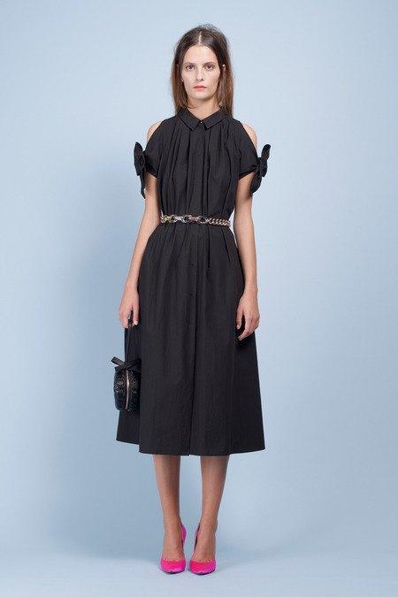 Элегантные платья и блузки в весеннем лукбуке Paule Ka. Изображение № 11.