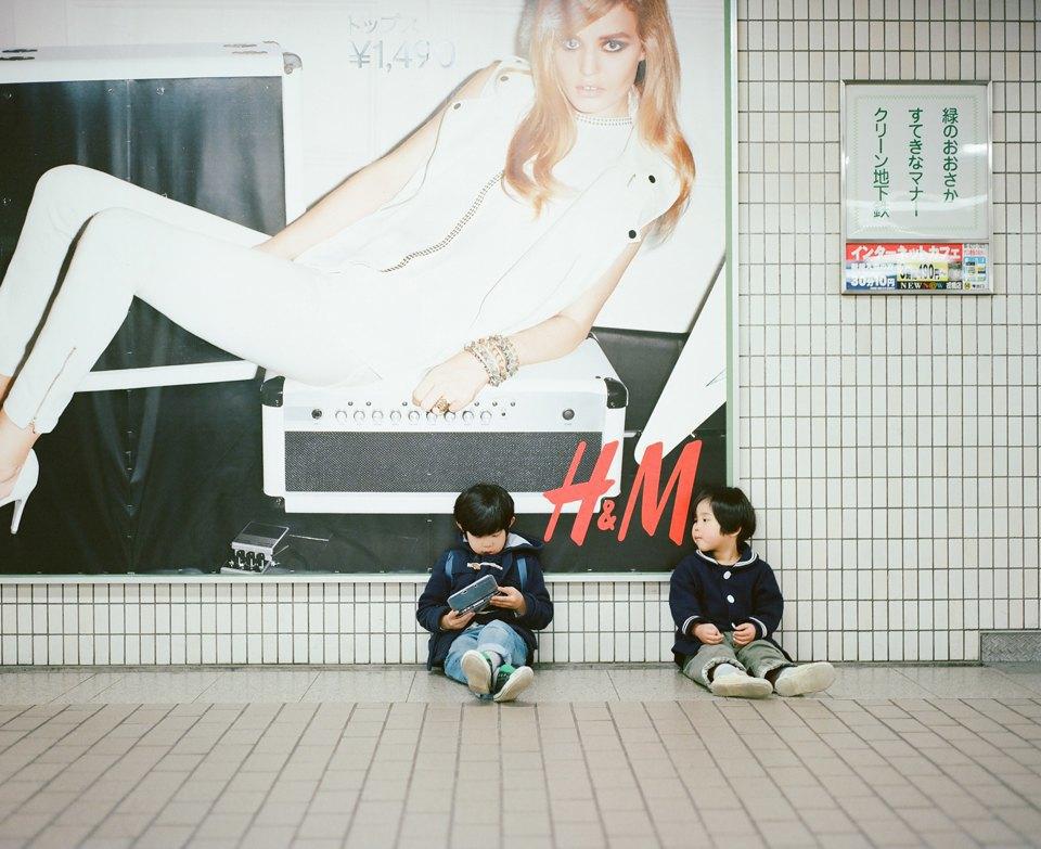 «Хару и Мина»: Летопись детства. Изображение № 19.