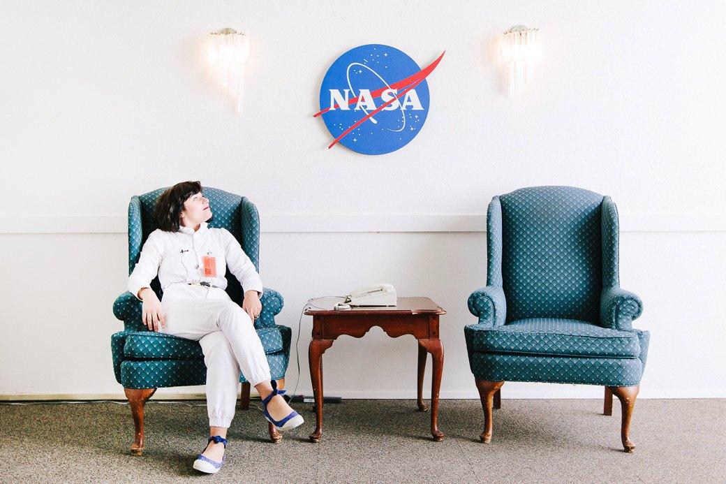Нелли Бен Хаюн об арт-проектах с NASA и научных опытах на кухне. Изображение № 1.