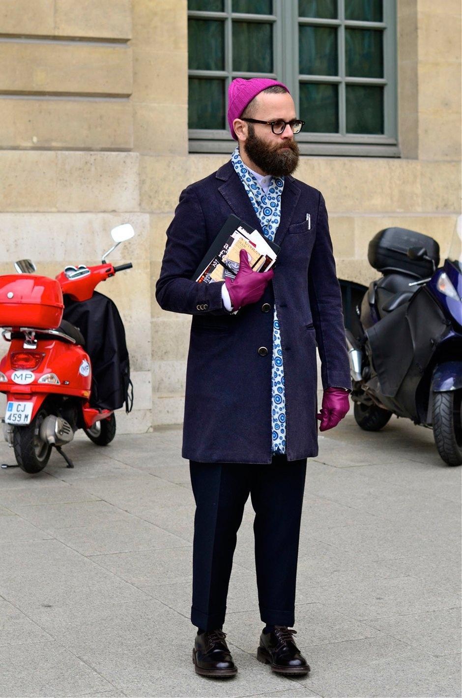 Гости Парижской недели моды FW13, часть 1. Изображение № 9.