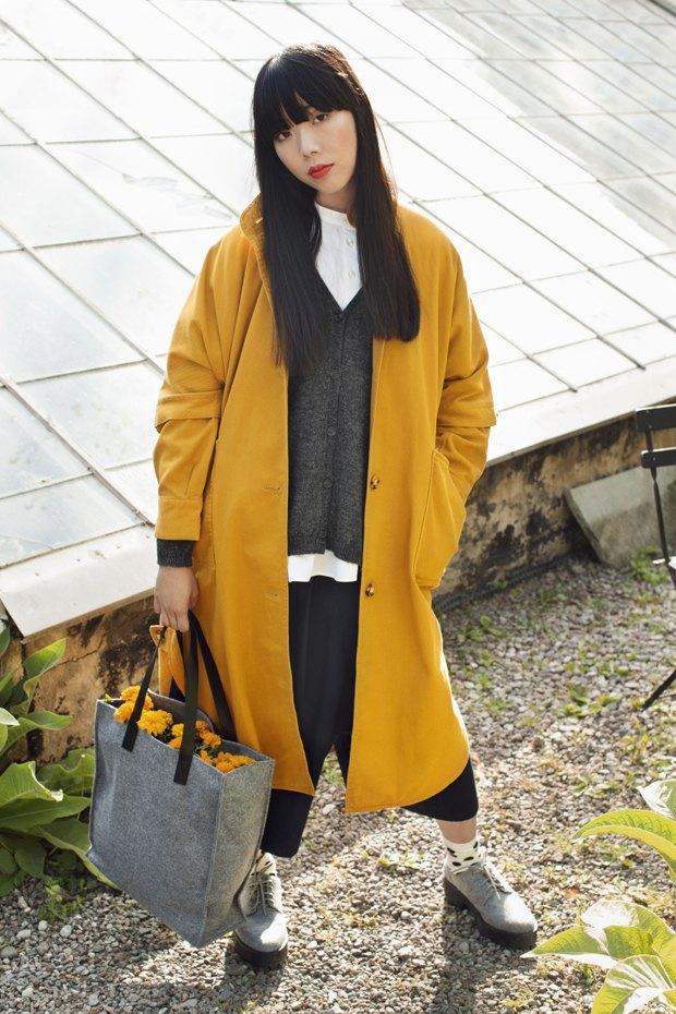 Блогер Сьюзи Баббл стала лицом линейки денима Monki. Изображение № 8.