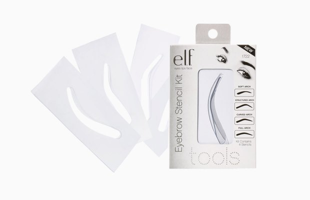 Набор трафаретов e.l.f. Essential Eyebrow Stencil Kit. Изображение № 24.