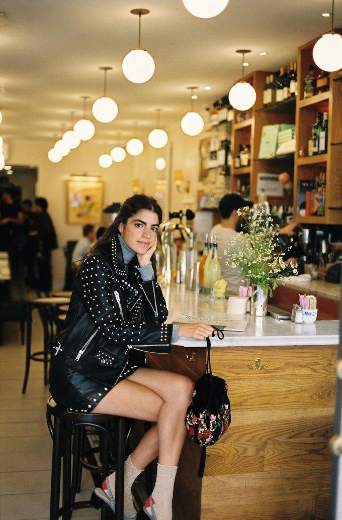 Леандра Медин провела экскурсию по Нью-Йорку  в фильме Mango. Изображение № 7.