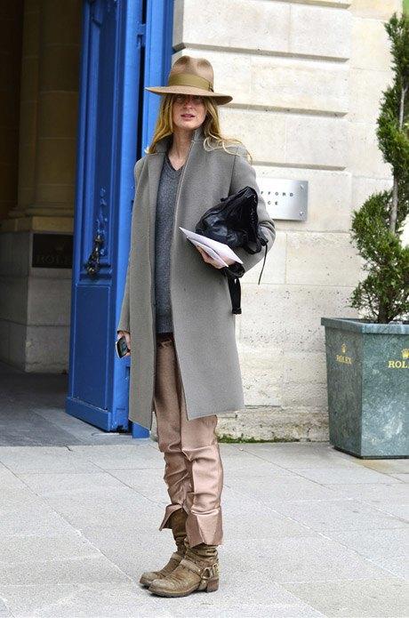 Гости Парижской недели моды FW13, часть 1. Изображение № 25.
