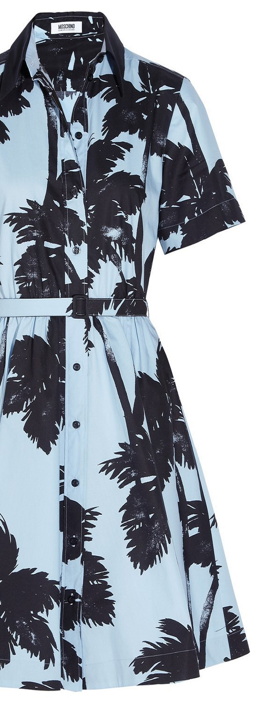 Платья-рубашки  в весенне-летних коллекциях. Изображение № 16.