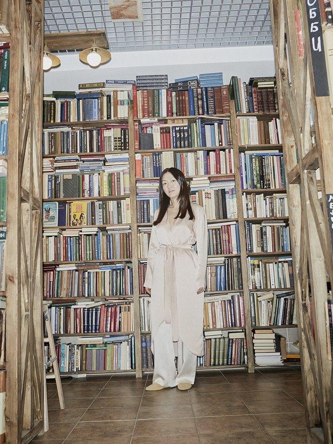 Ольга Шурыгина запустила новую марку одежды Herstory. Изображение № 3.