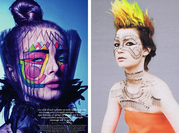 Make up your mind: Идеи и мысли 10 известных визажистов. Изображение № 51.