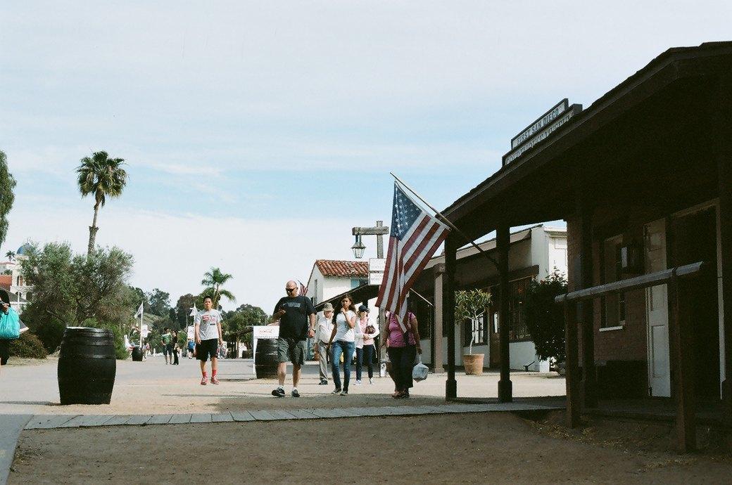 Калифорния  на кабриолете и скейте  за 21 день. Изображение № 12.