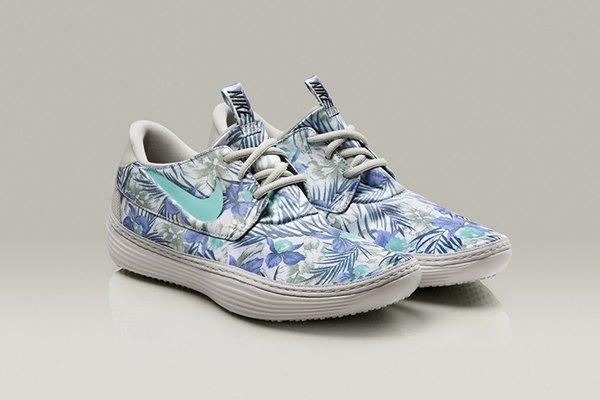 Nike Sportswear выпустила кроссовки с гавайскими принтами. Изображение № 6.